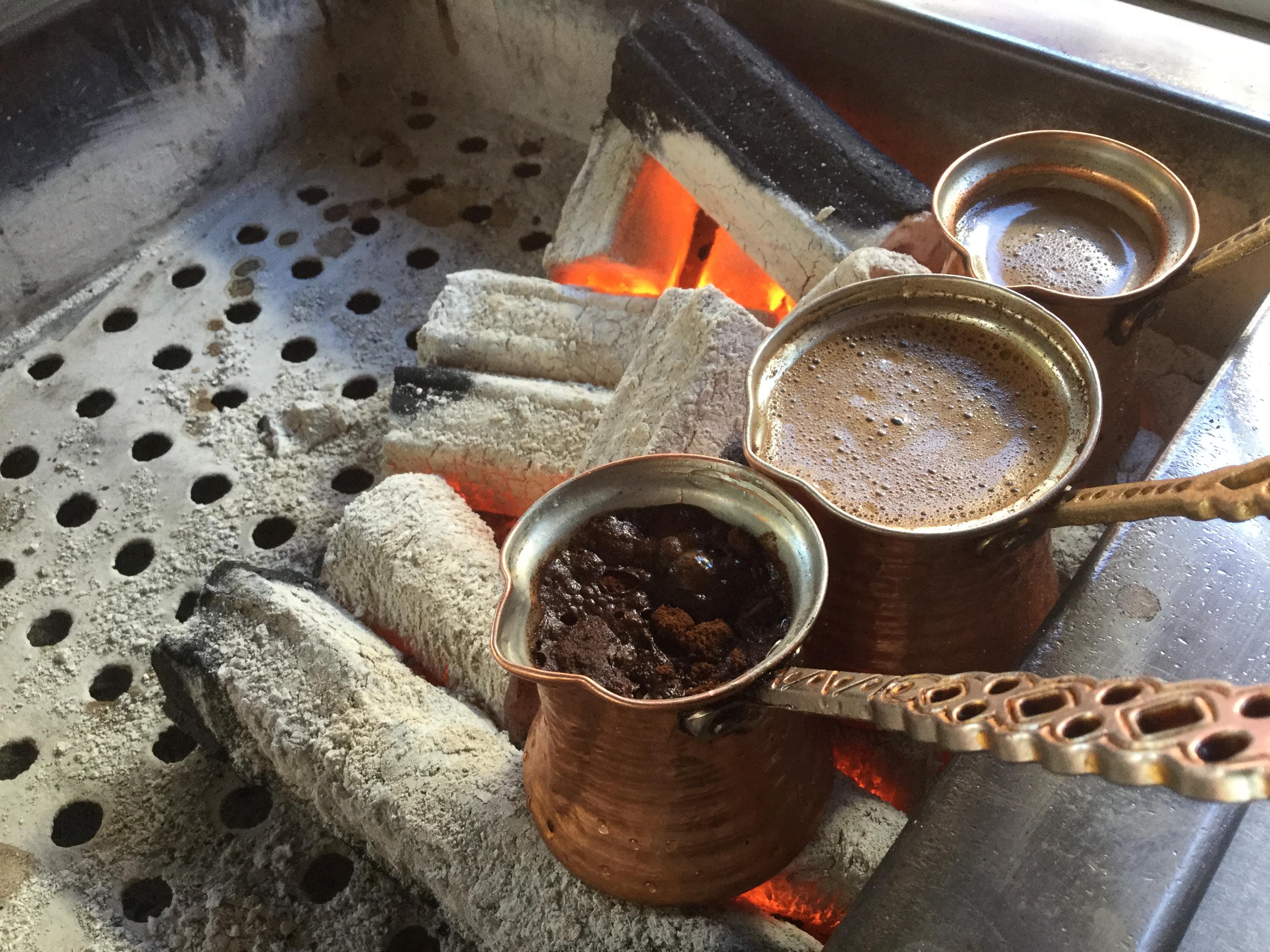 【トルココーヒー】を家庭で楽しむ方法
