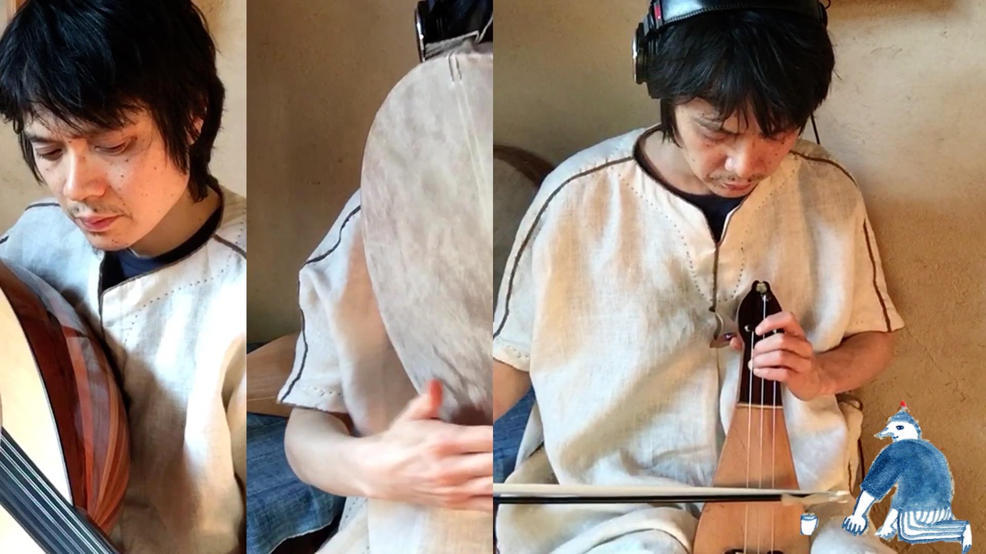 古代ギリシャのメロディと即興を組み民族音楽を演奏する方法