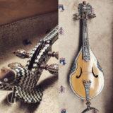 ヴァイオリンのルーツ民族楽器フシタール