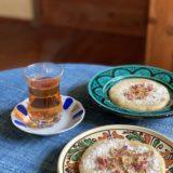 セモリナ粉のヘルワのレシピと作り方