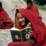 ダライ・ラマから学ぶラップスカートのミニマルな使い方