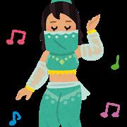 アラビアの10拍子曲はベリーダンス に最適?