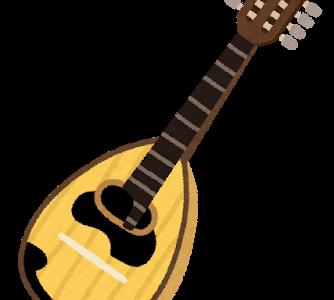 マンドリンが西洋音楽から中東オリエント音楽への入り口になる理由