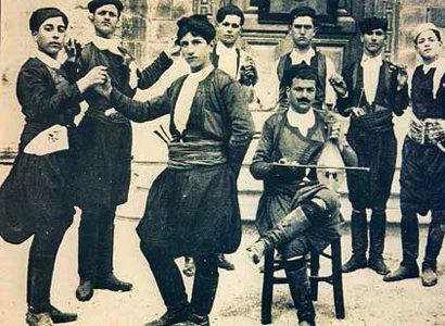 ギリシャのクレタ島の音楽