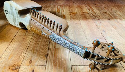 日本人のDNAを直撃する中央アジアの古楽器は?